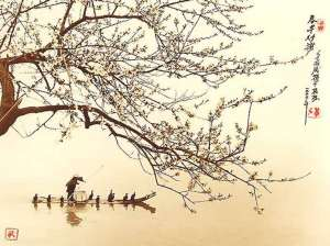 Hoa anh đào Nhật Bản. Nguồn: jennyringoapples.blogspot.com