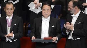 Nhà văn Mạc Ngôn - Trung Quốc nhận giải Nobel văn chương năm 2012. Nguồn: tinmoi.vn