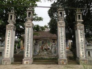 Đình làng Việt, nơi lưu trữ hệ thống tư liệu chữ Hán