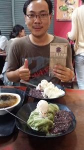 Phải thưởng thức những món ăn đặc biệt ở Đài Nam chứ!